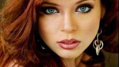 Как краситься тем, у кого рыжие волосы? Макияж для рыжеволосых: особенности, интересные идеи и рекомендации профессионалов