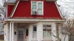 Как ломаная крыша помогает увеличить площадь мансарды?