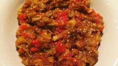 Как лучше приготовить баклажаны с капустой тушеные