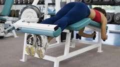 Как накачать бицепс бедра и мышцы ягодиц одним комплексом упражнений