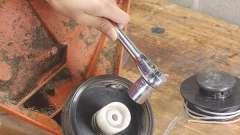 Как наматывать леску на триммер: особенности процесса
