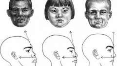 Как нарисовать профиль лица девушки, ребёнка и взрослого мужчины