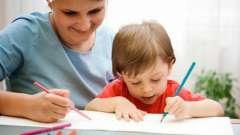 Как научить ребенка держать карандаш правильно: советы родителям