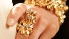 Как определить, к чему снятся золотые украшения?
