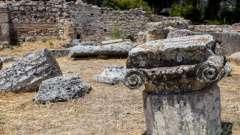 Как организовать незабываемое путешествие и что можно привезти из греции