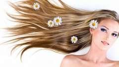 Как осветлить волосы без вреда в домашних условиях. Народные средства