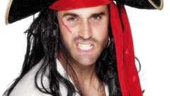 Как пиратская шляпа может преобразить любого человека