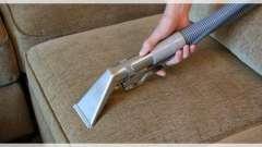 Как почистить мягкую мебель в домашних условиях: практические советы