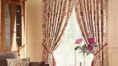 Как подобрать шторы к интерьеру? Дизайн штор (фото)