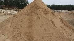 Как подсчитать, сколько весит куб песка?