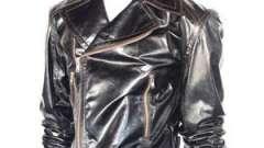 Как погладить кожаную куртку в домашних условиях?