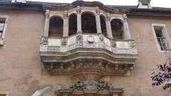 Как появились балконы? Интересные факты