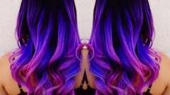 Как покрасить волосы гуашью в домашних условиях: советы и рекомендации