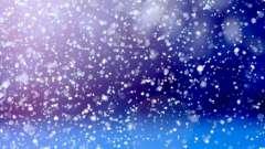 Как помогает развиваться личности загадка про снег для детей?