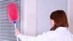 Как помыть жалюзи: секреты чистоты