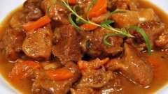 Как правильно готовится говядина в мультиварке с овощами