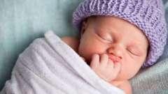 Как правильно пеленать новорожденного малыша?