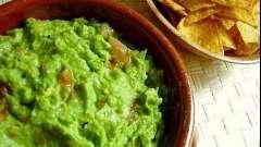 Как приготовить гуакамоле: классический рецепт мексиканской закуски