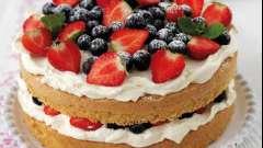 Как приготовить крем для торта из рикотты?