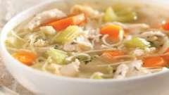 """Как приготовить наваристый куриный суп в мультиварке """"поларис""""?"""