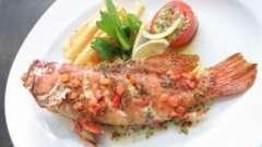 Как приготовить окуня морского в духовке. Самые вкусные блюда