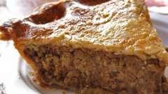 Как приготовить пирог из слоеного теста с фаршем: простые и сложные рецепты