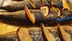 Как приготовить скумбрию в духовке в фольге: пошаговый рецепт