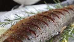 Как приготовить сочную горбушу в духовке: пошаговый рецепт