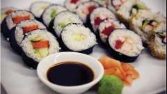 Как приготовить суши дома: простые секреты