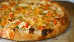 Как приготовить тесто для пиццы быстро?