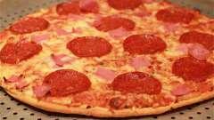 Как приготовить тесто на майонезе на пиццу