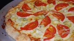 Как приготовить тонкое тесто для пиццы?