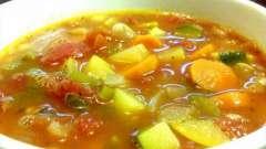 Как приготовить в мультиварке овощное рагу: рецепты