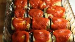 """Как приготовить вкусные и красивые """"язычки"""" из баклажанов"""