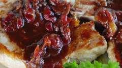 Как приготовить вкусный соус из крыжовника