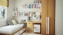 Как продумать дизайн маленькой спальни