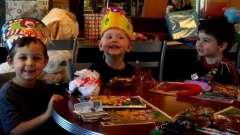 Как провести день рождения в макдональдсе?