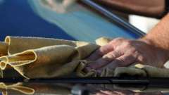 Как проводится полировка лобовых стекол?
