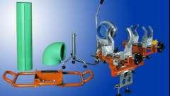 Как работает аппарат для сварки полипропиленовых труб, и как его выбрать?