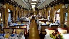 Как работает вагон-ресторан? Где в поезде вагон-ресторан