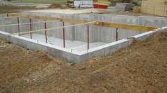 Как расчитать куб фундамента самодеятельному строителю