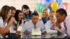 Как развлечь гостей на дне рождения?
