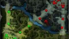 """Как рисовать на карте в """"дота 2"""", или урок командного взаимодействия"""