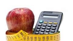 Как считать калории для похудения