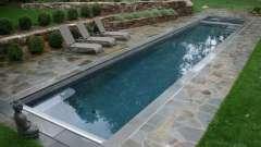 Как сделать бассейн своими руками для дачи