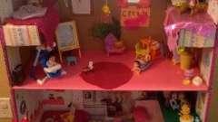 Как сделать домик для куклы своими руками – советы самоделкина
