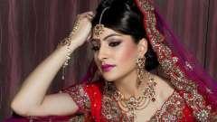 Как сделать индийский макияж: инструкция, фото