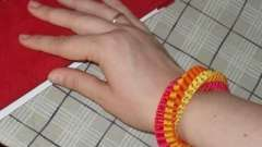 Как сделать красивые браслеты из ленточек своими руками?