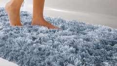 Как сделать оригинальные ковры своими руками?