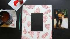 Как сделать паспарту своими руками для картин ручной работы?